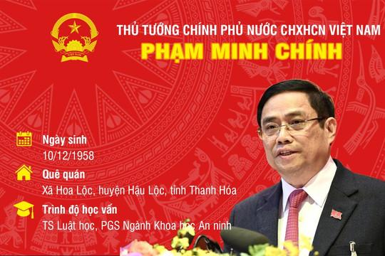 Infographic: Quá trình công tác của Thủ tướng Chính phủ Phạm Minh Chính