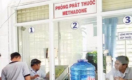 Hải Phòng cấp phát thuốc Methadone nhiều ngày cho người bệnh