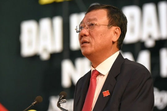 Ông Đoàn Hồng Phong được đề nghị phê chuẩn bổ nhiệm Tổng Thanh tra Chính phủ