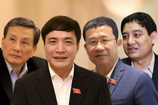 Quốc hội có tân Tổng Thư ký và 3 chủ nhiệm ủy ban mới