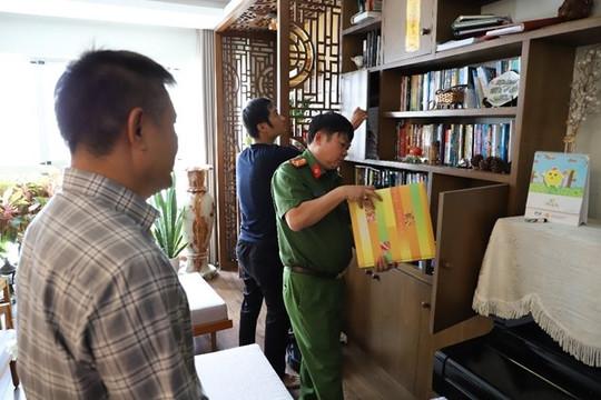 Vụ xăng giả ở Đồng Nai: Bắt giam Tổng Giám đốc Công ty Phúc Lâm