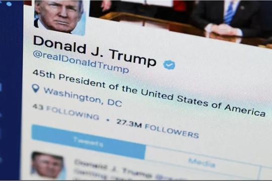Các bài đăng trên Twitter bị chặn của cựu Tổng thống Trump sẽ được công khai