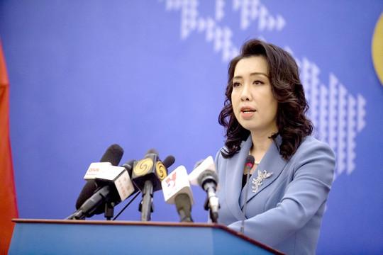 Việt Nam phản ứng trước việc các hãng thời trang đăng tải bản đồ có 'đường lưỡi bò'