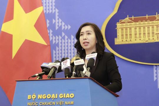 Bộ Ngoại giao thông tin về khả năng Việt Nam áp dụng hộ chiếu vaccine Covid-19 như Singapore