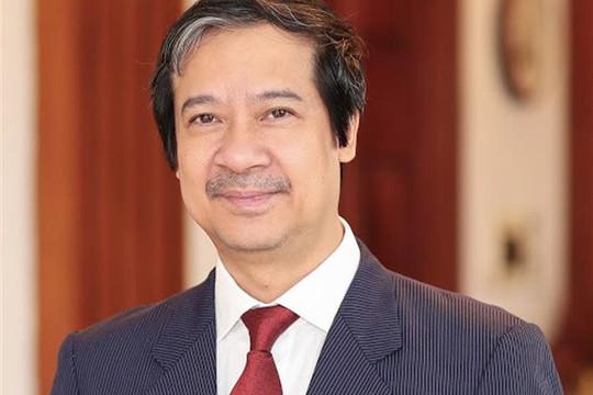 Bộ trưởng Bộ GDĐT: Cố gắng theo đuổi mục tiêu chất lượng, đảm bảo an toàn cho thầy và trò