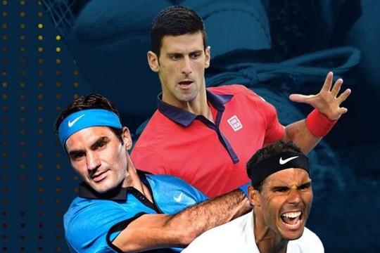 'Big 3' hội tụ ở Madrid Open 2021