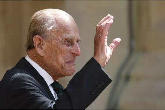 Hoàng thân Philip, chồng của Nữ hoàng Anh Elizabeth II qua đời