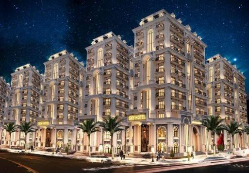 Sau đất nền, bất động sản Thanh Hóa cháy hàng mini hotel