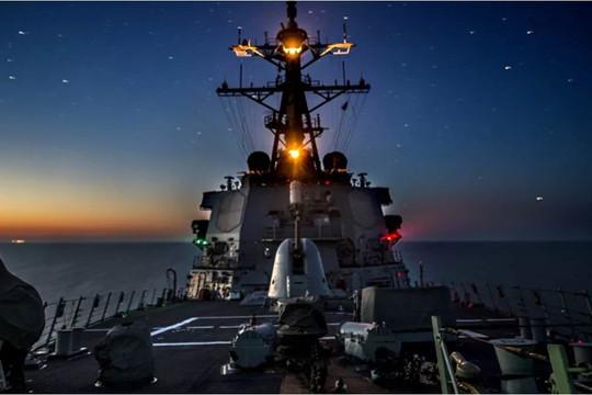 Tàu khu trục Mỹ sắp có mặt tại Biển Đen