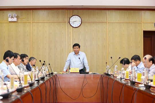 Họp hội đồng thẩm định cao tốc Tân Phú – Bảo Lộc