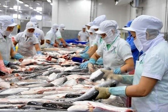 Ngành chế biến thực phẩm 4 tháng đầu năm 2021 tăng 7,1%
