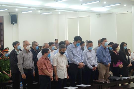 Nhiều luật sư xin đổi tội danh cho các bị cáo trong vụ án tại TISCO