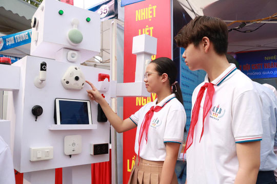 Hà Nội: Khai mạc chương trình Ngày hội Công nghệ thông tin