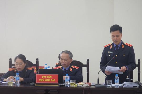 Dàn lãnh đạo của TISCO bị đề nghị xử phạt nhiều mức án nghiêm khắc