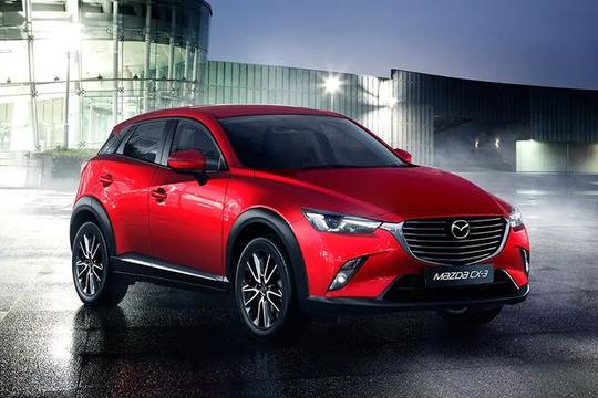 Bộ đôi Mazda CX-3 và CX-30 sắp về Việt Nam, đấu Toyota Corolla Cross