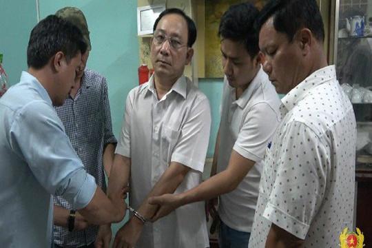 Giám đốc Bệnh viện Đa khoa Cai Lậy bị bắt