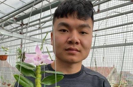 Ông chủ vườn lan Nguyễn Văn Tuân: Trồng lan quan trọng nhất là chọn giống