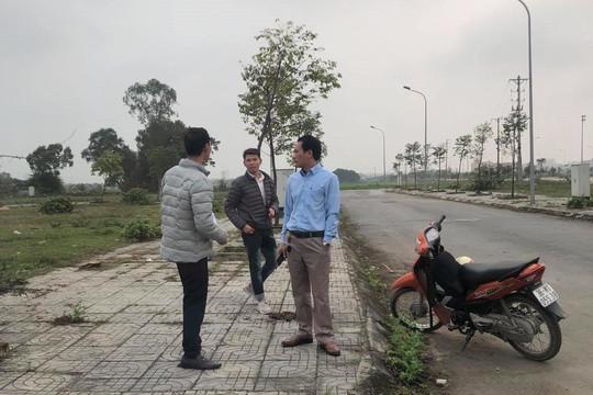 Thanh Hóa siết chặt tình trạng sốt đất bất thường