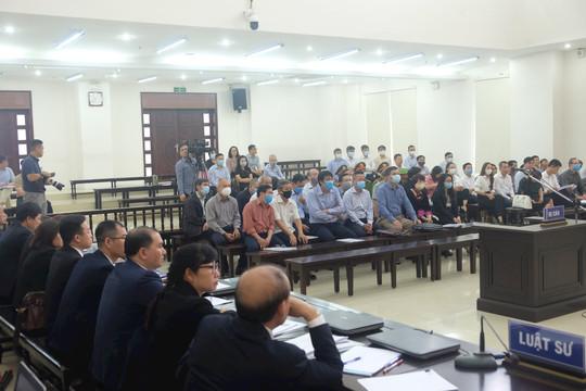 Nhiều bị cáo trong vụ án xảy ra tại TISCO xin giảm nhẹ hình phạt