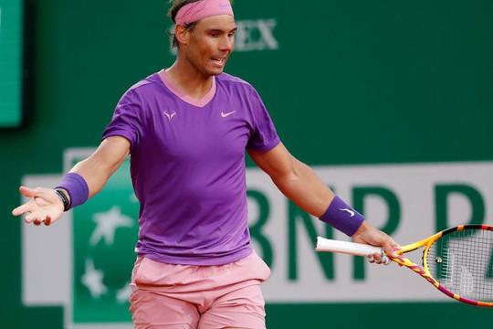 Rafael Nadal bị loại khỏi Monte Carlo Masters 2021
