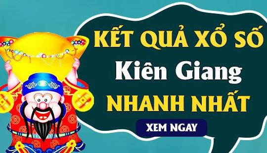 XSKG 18-4 – KQXSKG 18-4 – Kết quả xổ số Kiên Giang ngày 18 tháng 4 năm 2021