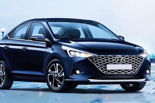 Top 5 sedan bán chạy tháng 3/2021
