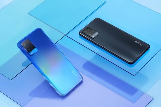 Oppo A54 ra mắt, có giá 4,69 triệu đồng