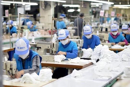 Tổng sản phẩm trong nước (GDP) quý II/2021 ước tính tăng 6,61%