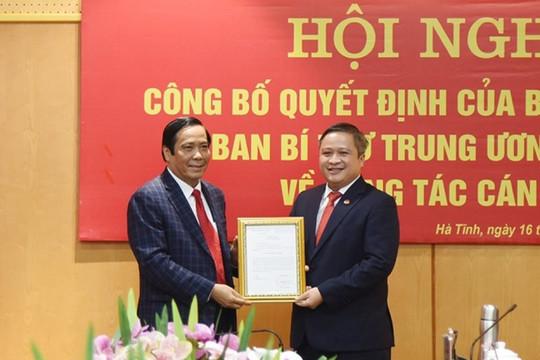Đồng chí Trần Tiến Hưng được Bộ Chính trị điều động về Ủy ban Kiểm tra Trung ương