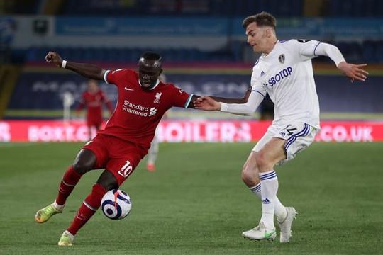 Hòa Leeds, Liverpool lỡ thời cơ vào top 4