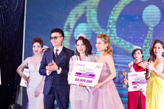 Hoa hậu doanh nhân toàn năng Châu Á - Hoa hậu thời trang gọi tên Kiều Thu Huyền