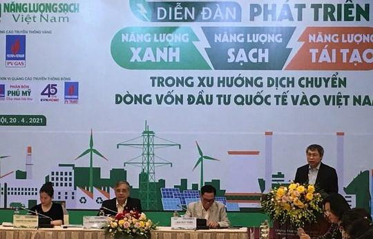 Những thách thức đặt ra trong việc phát triển năng lượng xanh, năng lượng sạch