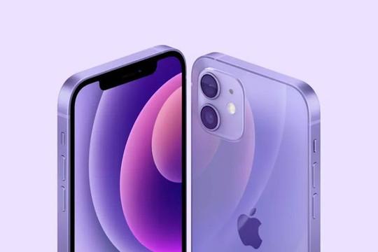 Apple thêm phiên bản màu tím cho iPhone 12 và iPhone 12 mini