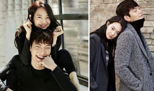 Kim Woo Bin và Shin Min Ah lần đầu đóng phim chung