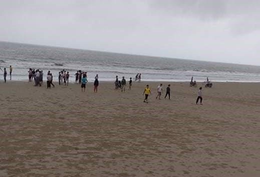 Thanh Hóa: 4 học sinh mất tích trên biển