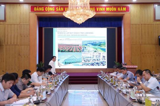 Quy hoạch tỉnh Lâm Đồng đặc biệt chú trọng chất lượng tăng trưởng đảm bảo tính bền vững tăng trưởng xanh