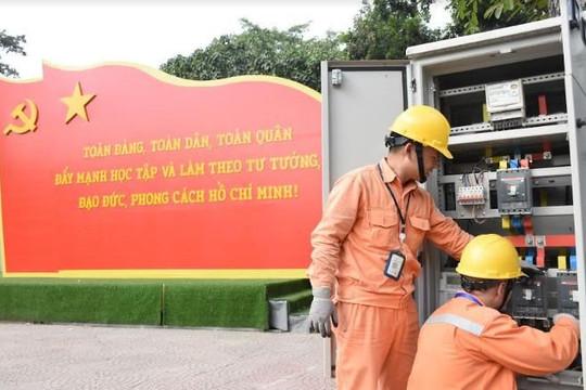 Tổng công ty Điện lực TP Hà Nội đảm bảo cung ứng điện trên địa bàn thủ đô trong các ngày lễ