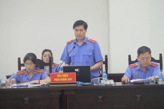 VKS: Bị cáo Vũ Huy Hoàng đã để lại dấu chân trên con đường phạm tội