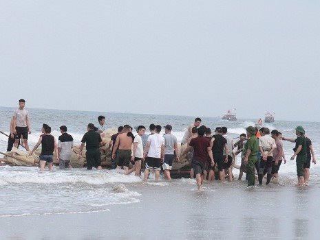 Thanh Hóa: Tìm thấy thêm 2 thi thể học sinh đuối nước