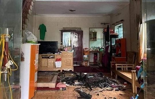 Điều tra nguyên nhân vụ cháy khiến 1 người tử vong
