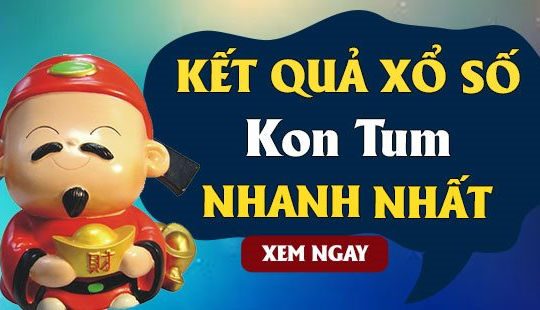 XSKT 2-5 – KQXSKT 2-5 – Kết quả xổ số Kon Tum ngày 2 tháng 5 năm 2021