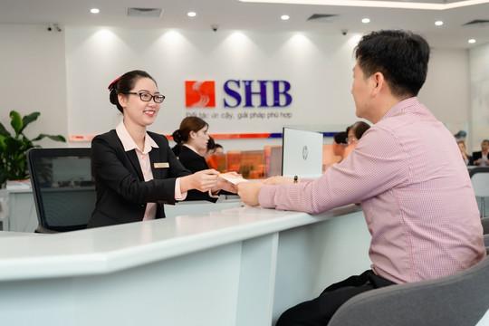 Ngày 07/5, SHB chốt danh sách cổ đông để chi trả cổ tức năm 2019