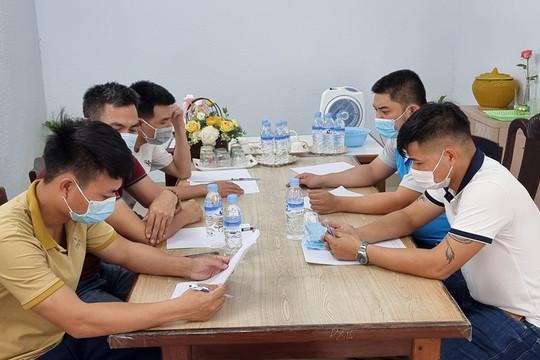 Đà Nẵng: Bắt giam 14 đối tượng tiếp tay cho người Trung Quốc nhập cảnh trái phép