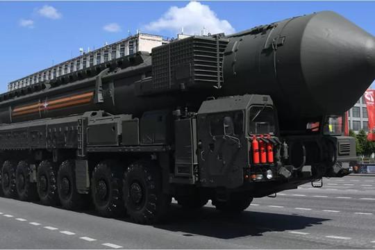 Nga lọt Top 5 quốc gia đứng đầu về chi tiêu quân sự năm 2020