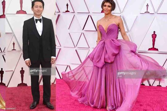 """Dàn sao Hollywood """"chặt chém"""" ác liệt trên thảm đỏ Oscar"""