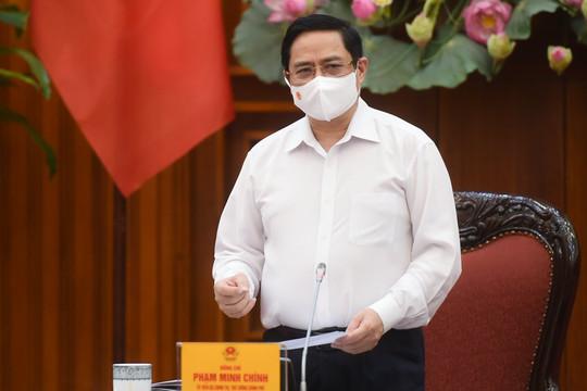 Thủ tướng: Không để bị động trong các kịch bản bùng phát dịch COVID-19  có thể xảy ra