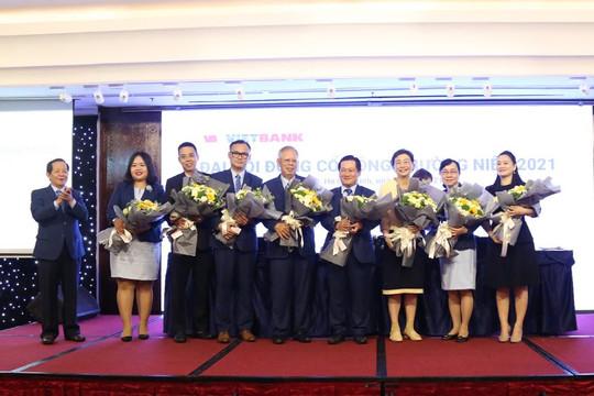Đại hội đồng cổ đông thường niên Vietbank kết thúc với 17 tờ trình thông qua