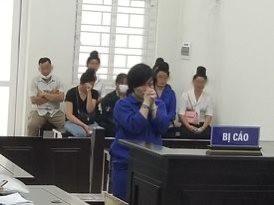 Vận chuyển chất cấm, nữ bị cáo vùng cao lĩnh án tử hình