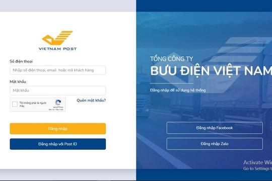 Vietnam Post tập trung đẩy mạnh mảng chuyển phát thương mại điện tử