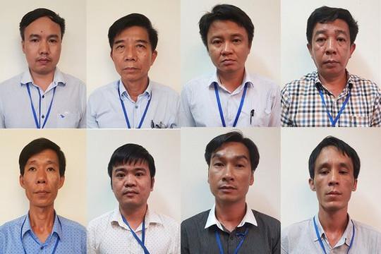 Truy tố 36 bị can trong vụ án đường cao tốc Đà Nẵng - Quảng Ngãi